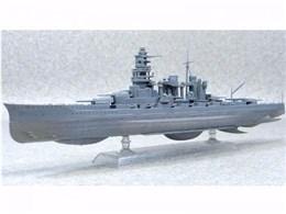 劇場版 蒼き鋼のアルペジオ -アルス・ノヴァ-DC No.16 1/700 霧の艦隊 大戦艦 ヒエイ フルハルタイプ