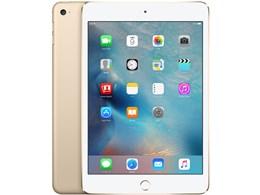 iPad mini 4 Wi-Fiモデル 128GB MK9Q2J/A [ゴールド]