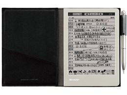 電子ノート WG-S30-B [ブラック系]