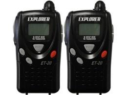 EXPLORER ET-20XG [2台セット]