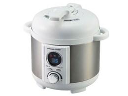 ミニ電気圧力鍋 LPC-T12/W [ホワイト]