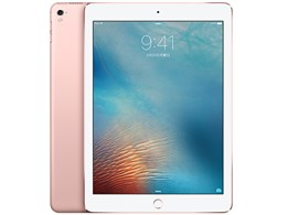 iPad Pro 9.7インチ Wi-Fiモデル 32GB MM172J/A [ローズゴールド]