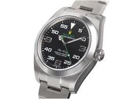 best service 21992 c15db ロレックス エアキング 116900 [アラビア オイスター ...