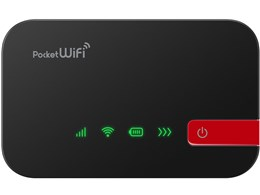 Pocket WiFi 506HW [ブラック]