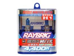 RAYBRIG RA12 [ハロゲン ホワイトブラスター 4400K H1]