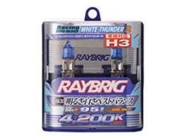 RAYBRIG RA38 [ハロゲン ホワイトサンダー 4200K H3]