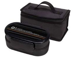 保冷バッグ付2段タイトランチ KCQD3