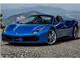 >フェラーリ 488 スパイダー 2015年モデル