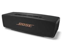 SoundLink Mini Bluetooth speaker II Limited Edition [ブラック/カッパー]