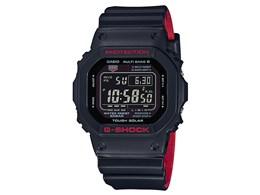 G-SHOCK ブラック&レッドシリーズ GW-5000HR-1JF
