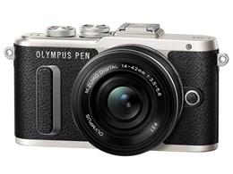 OLYMPUS PEN E-PL8 14-42mm EZレンズキット [ブラック]