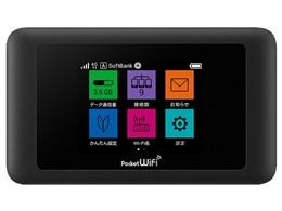 Pocket WiFi 603HW [ブラック]