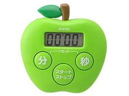 りんごタイマー T-534GN [グリーン]