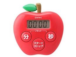 りんごタイマー T-534RD [レッド]
