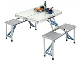 ラフォーレ DXアルミピクニックテーブル UC-9