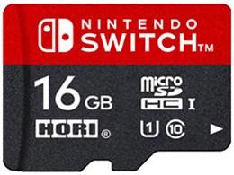 microSDカード 16GB for Nintendo Switch NSW-042