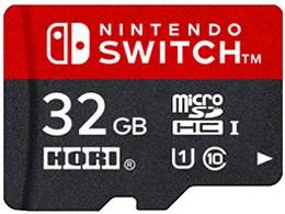 microSDカード 32GB for Nintendo Switch NSW-043