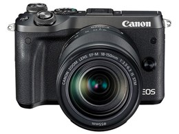 EOS M6 EF-M18-150 IS STM レンズキット [ブラック]