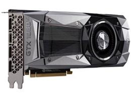 NEB108T019LC-PG611F (GeForce GTX1080Ti Founders Edition 11GB) [PCIExp 11GB] ドスパラWeb限定モデル