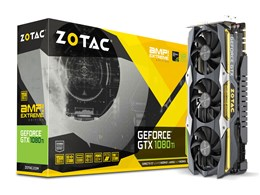 ZOTAC GeForce GTX 1080 Ti AMP Extreme ZT-P10810C-10P [PCIExp 11GB]