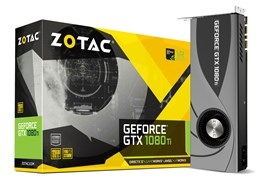 ZOTAC GeForce GTX 1080 Ti Blower ZT-P10810B-10P [PCIExp 11GB]
