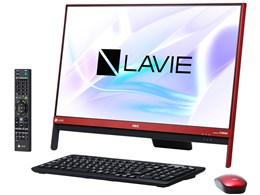 LAVIE Desk All-in-one DA370/HAR PC-DA370HAR [ラズベリーレッド]