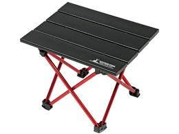 トレッカー アルミロールテーブル ミニ UC-530 [ブラック]