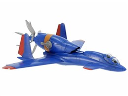 王立宇宙軍 オネアミスの翼 1/72 オネアミス王国 空軍戦闘機 第3スチラドゥ(複座型)