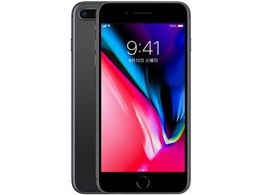 iPhone 8 Plus 64GB SIMフリー [スペースグレイ]