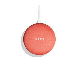 Google Home Mini [コーラル]
