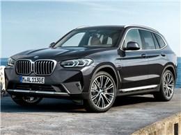 >BMW X3 2017年モデル