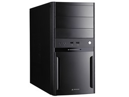 LUV MACHINES iH800XN-SH2-KK 価格.com限定 Core i7/16GBメモリ/240GB SSD+2TB HDD 搭載モデル