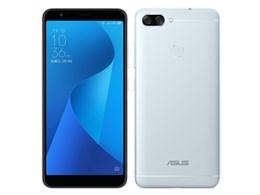 ZenFone Max Plus (M1) SIMフリー [アズールシルバー]