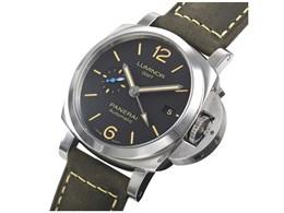 ルミノール 1950 3デイズ GMT オートマティック アッチャイオ - 42MM PAM01535