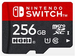 microSDカード for Nintendo Switch NSW-086 [256GB]
