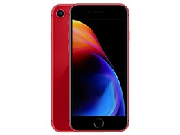 iPhone 8 (PRODUCT)RED Special Edition 256GB SIMフリー [レッド]