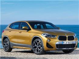 >BMW X2 2018年モデル