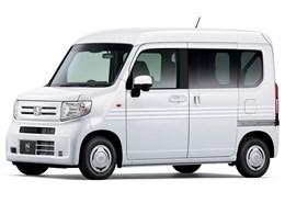 >ホンダ N-VAN 商用車 2018年モデル