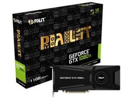 NEB108T019LC-1021F (GeForce GTX1080Ti 11GB) [PCIExp 11GB] ドスパラWeb限定モデル