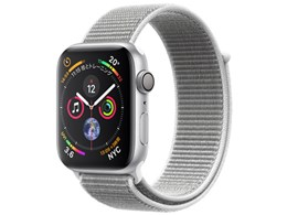 Apple Watch Series 4 GPSモデル 44mm MU6C2J/A [シーシェルスポーツループ]