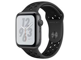 Apple Watch Nike+ Series 4 GPSモデル 44mm MU6L2J/A [アンスラサイト/ブラックNikeスポーツバンド]
