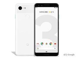 Google Pixel 3 64GB SIMフリー [クリアリー ホワイト]