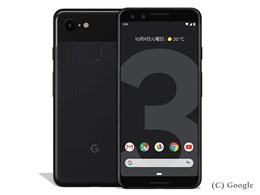 Google Pixel 3 64GB SIMフリー [ジャスト ブラック]