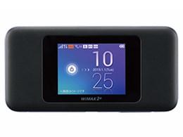 Speed Wi-Fi NEXT W06 [ブラック×ブルー]