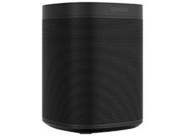 Sonos One [ブラック/ブラックマットグリル]