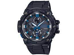 G-SHOCK G-STEEL BLUE NOTE RECORDS コラボレーションモデル GST-B100BNR-1AJR