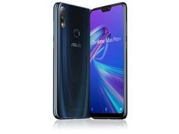 ZenFone Max Pro (M2) (RAM 4GBモデル) SIMフリー [ミッドナイトブルー]