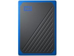 My Passport Go WDBMCG0010BBT-WESN [ブルー]