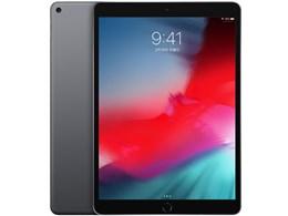 iPad Air 10.5インチ 第3世代 Wi-Fi 256GB 2019年春モデル MUUQ2J/A [スペースグレイ]