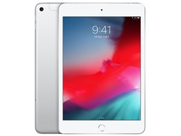 iPad mini 7.9インチ 第5世代 Wi-Fi+Cellular 64GB 2019年春モデル au [シルバー]